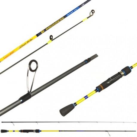 Spinning rod Lucky John Progress Micro Jig V2 7