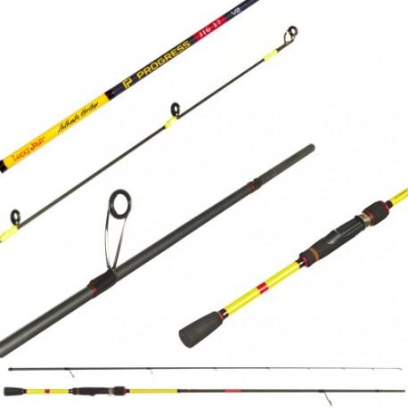 Spinning rod Lucky John Progress Micro Jig V2 17