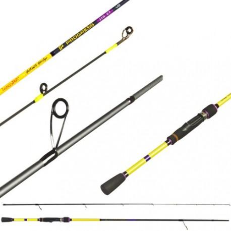 Spinning rod Lucky John Progress Micro Jig V2 27