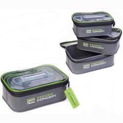Feed bags FC EVA 3 Zip Box set