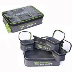 Karbid FC EVA 5 Big Zip box set