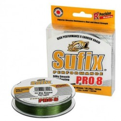 Braided line Sufix Performance Pro 8