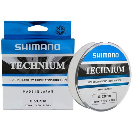 Tamiil Shimano Technium 200m
