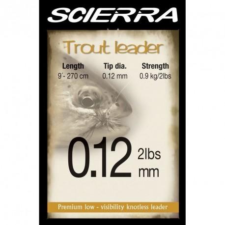 Подлесок Scierra Trout Leader