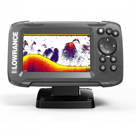 Sonar LOWRANCE Hook2 4x GPS Bullet