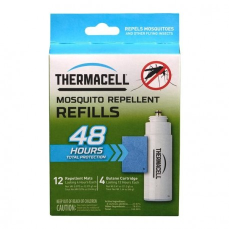 Sääsepeletaja täitepakk Thermacell