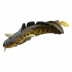 Soft lure Savage Gear 3D Burbot