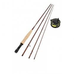 Lendõnge komplekt Snowbee Classic Fly Fishing Kit