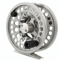 Fly fishing reels Snowbee Onyx Silver Fly Reel