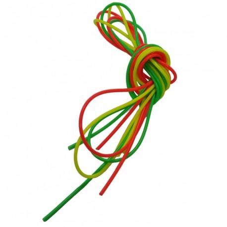 Silicone tube, set