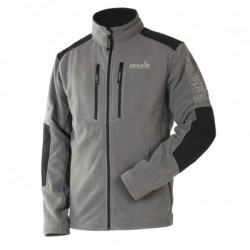 Fleece jacket NORFIN Glacier Grey