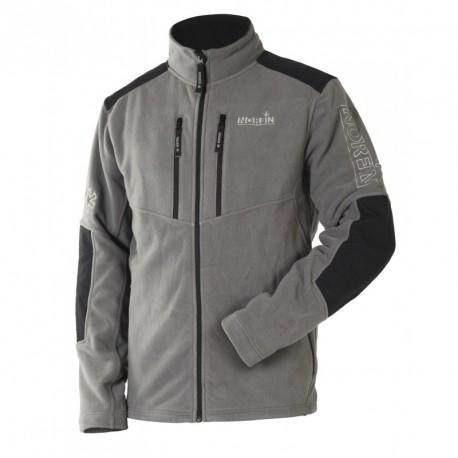 Fleece jacket NORFIN Glacier Grey