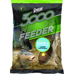 Groundbait Sensas 3000 METHOD FEEDER