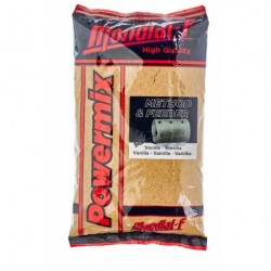 Groundbait Mondial F. METHOD AND FEEDER