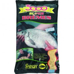 Groundbait Sensas 3000 SUPER BREAM