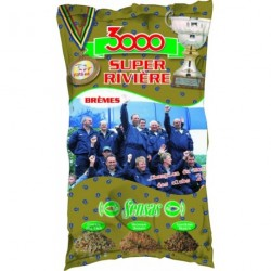 Groundbait Sensas 3000 SUPER RIVER