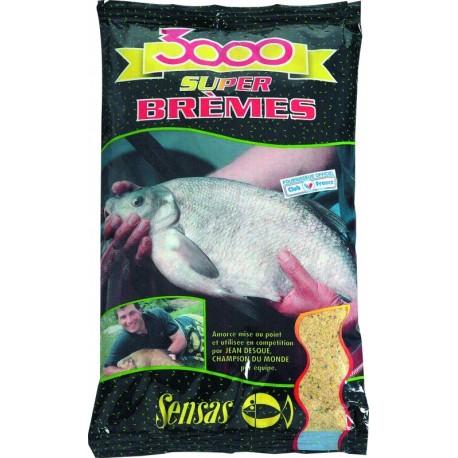 Peibutussööt Sensas 3000 SUPER BREAM