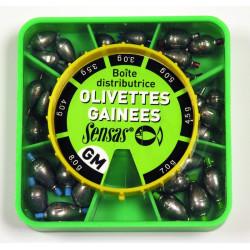 Sinkers Sensas Oval Olivettes