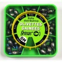 59822 Tinakomplekt Sensas Oval Olivettes