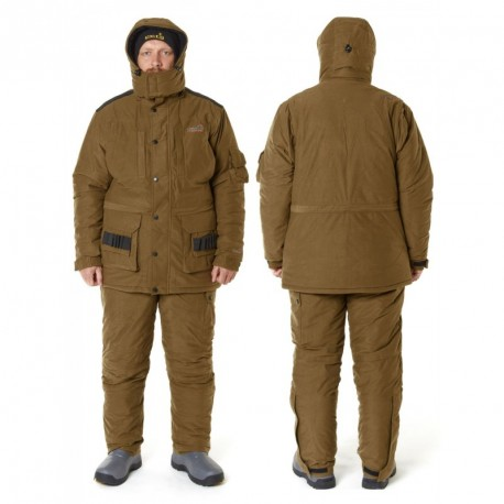 Winter Suit NORFIN HUNTING Wild Green