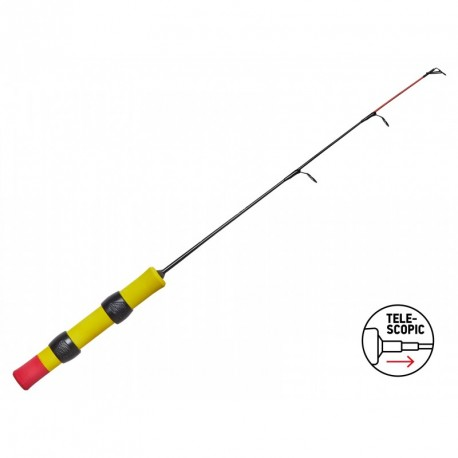 Telescopic ice-fishing rods LJ TRAVEL LIGHT/HARD