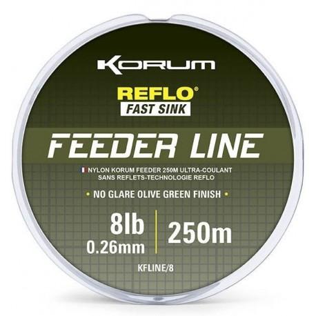 Korum Feeder Line 250 m