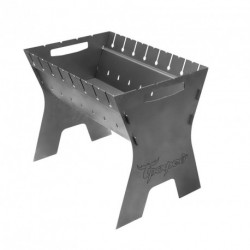 Collapsible brazier