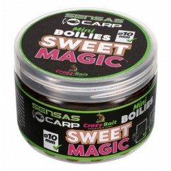 Boilid Sensas CRAZY MINI BOILIES SWEET MAGIC