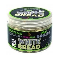 Boilid Sensas CRAZY MINI BOILIES WHITE BREAD