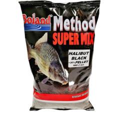 Peibutussööt BOLAND Method Super Mix Pellets