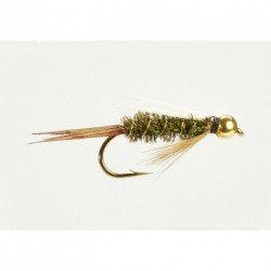 Fishing fly Turall Bead Gold-Heads PRINCE