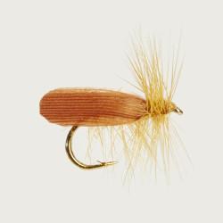 Fishing fly Turall Caddis Sedge CINNAMON
