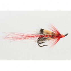 Fishing fly Turrall ALLY'S SHRIMP-RED