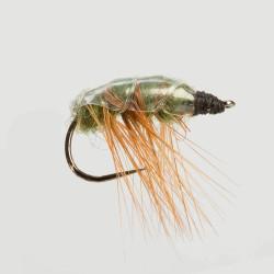 Fishing fly Turrall SHRIMP GREEN