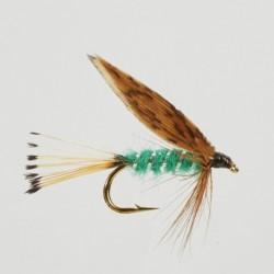 Fishing fly Turrall GROUSE & GREEN
