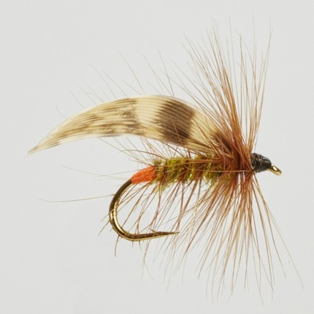 Fishing fly Turrall GREEN PETER RED ARSED