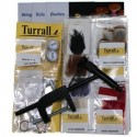 FTK04 Complete set for fishing flies Turrall
