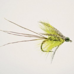Fishing fly Turrall OLIVE