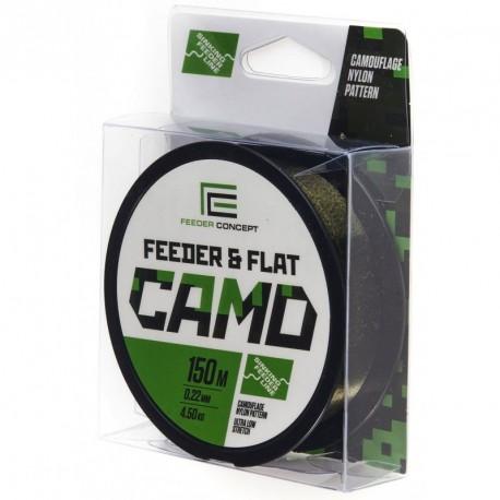 Tamiil Feeder Concept Feeder & Flat Camo