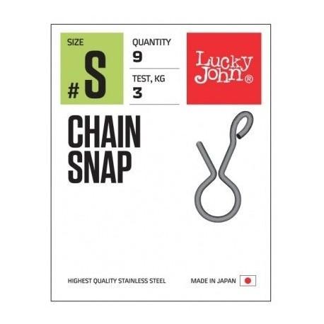 Fastlock snap Lucky John Chain Snap