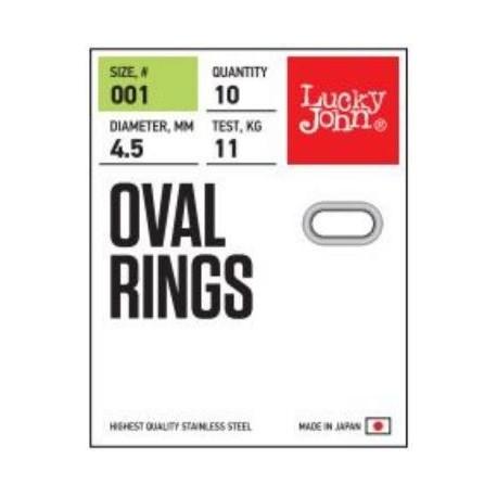 Rings Lucky John Oval Ring Rings