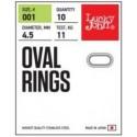 LJP5129-001 Rings Lucky John Oval Ring Rings