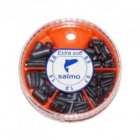 Lead set Salmo EXTRA SOFT 0,5-2,0g