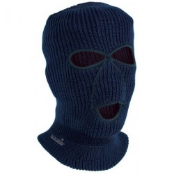 Winter hat-mask NORFIN KNITTED