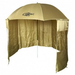 Fishing umbrella with side protection NORFIN LIVERPOOL