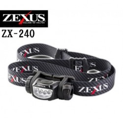 Headlamp Zexus ZX-240BK