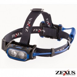 Фонарь налобный Zexus ZX-720BK