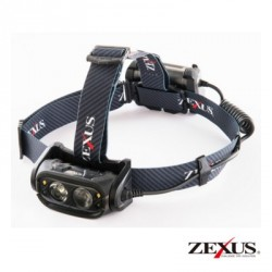 Headlamp Zexus ZX-700BK