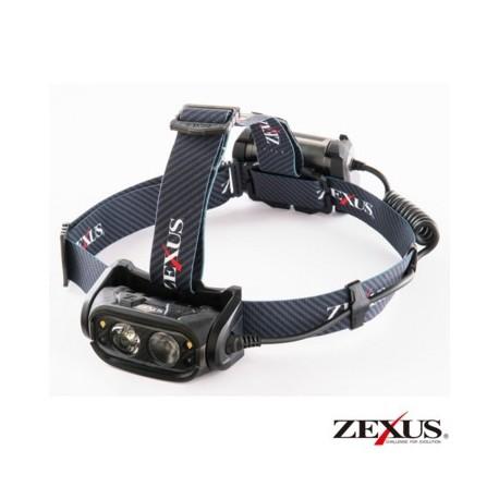 Headlamp Zexus ZX-700BK
