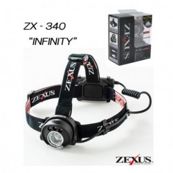 Headlamp Zexus ZX-340